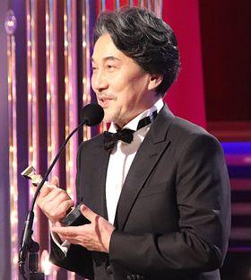 役所広司、3度目のアカデミー賞主演男優賞!共演の松坂を称え「主演男優賞をかえっこしたいくらい」