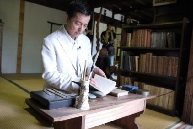 榎木孝明が、小栗鉄次郎の功績と人物像をたどる
