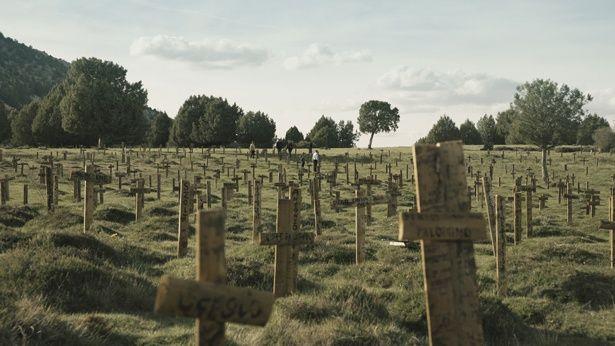 墓地を掘り返すという一大プロジェクトとは?