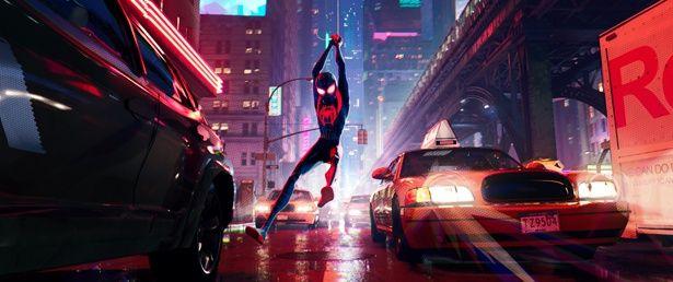 【写真を見る】アカデミー賞長編アニメーション賞を受賞した『スパイダーマン:スパイダーバース』