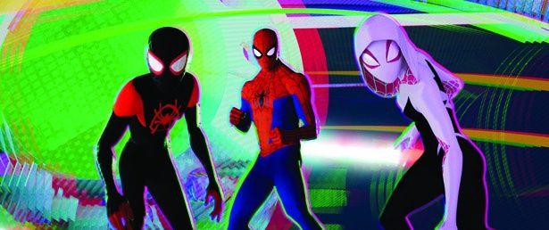 異次元から複数のスパイダーマンが登場!『スパイダーマン:スパイダーバース』