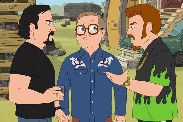 人気ドラマがアニメになった「トレーラー・パーク・ボーイズ: THE ANIMATION」