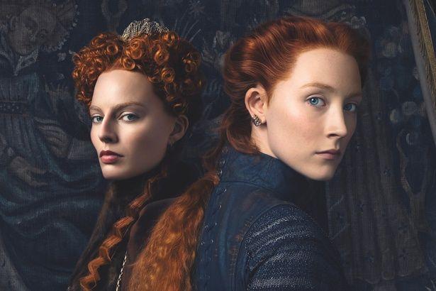 『ふたりの女王 メアリーとエリザベス』は公開中