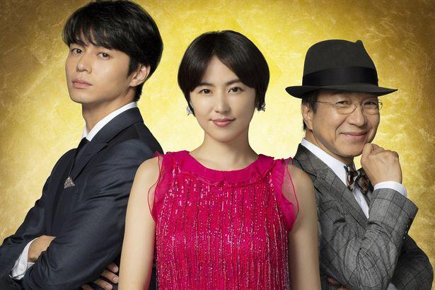 映画版の舞台は香港。狙うは世界最高のダイヤ!