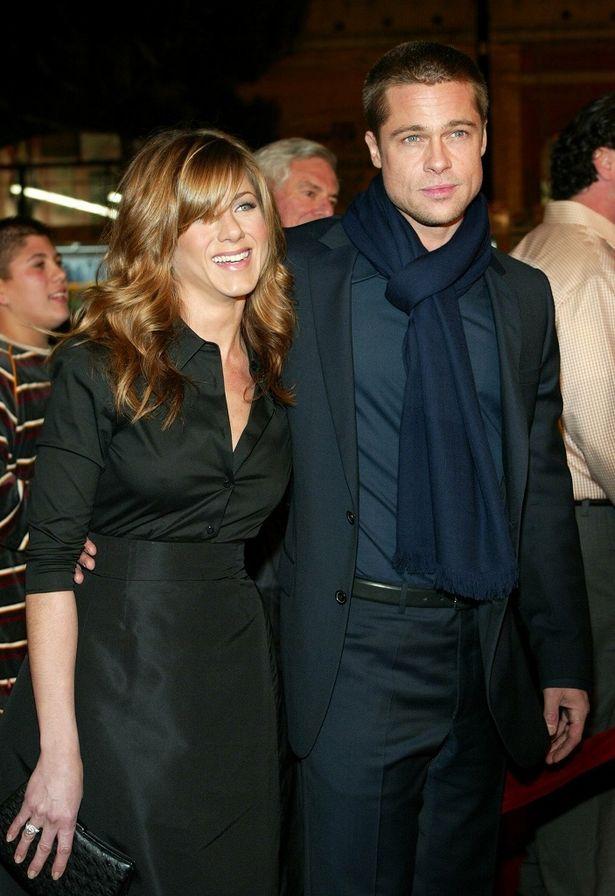 ブラッドが元妻ジェニファー・アニストンの誕生日会に行ったことが原因か
