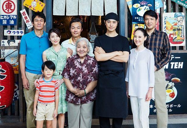海外の映画祭でも反響を呼んだ『家族のレシピ』(公開中)をロケ地高崎で凱旋上映!(高崎映画祭)