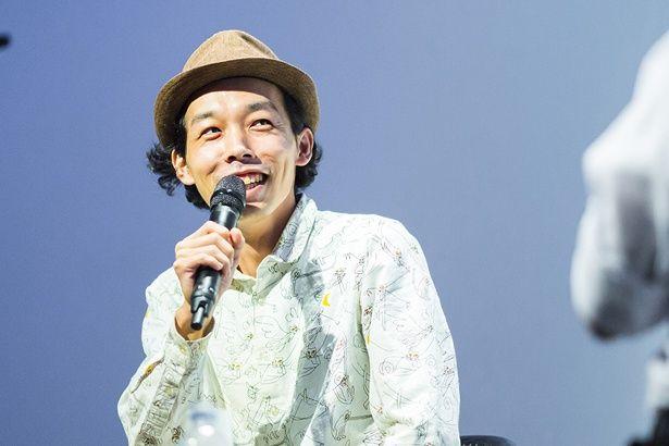 18年には上田慎一郎監督も来場した(SKIPシティ国際Dシネマ映画祭)