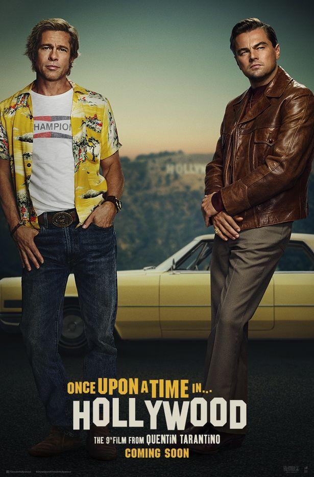 ハリウッドの二大スターがついに初共演!『ワンス・アポン・ア・タイム・イン・ハリウッド』公開決定
