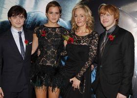 『ハリー・ポッターと死の秘宝 PART1』公開直前のワールドプレミアがロンドンで開催!