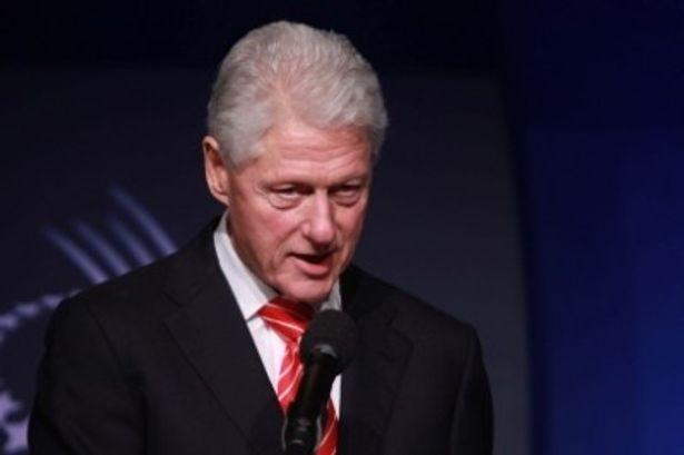 『The Hangover 2』に本人役で出演するクリントン元アメリカ大統領
