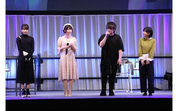 『冴えない彼女の育てかた Fine』のスペシャルステージに声優陣が登場!