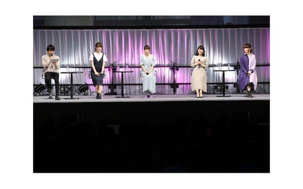 『青春ブタ野郎はゆめみる少女の夢を見ない』のステージが開催!