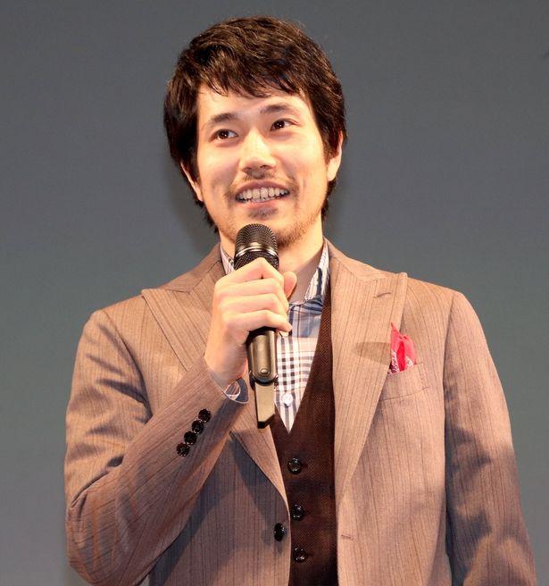 ガロ役の松山ケンイチ