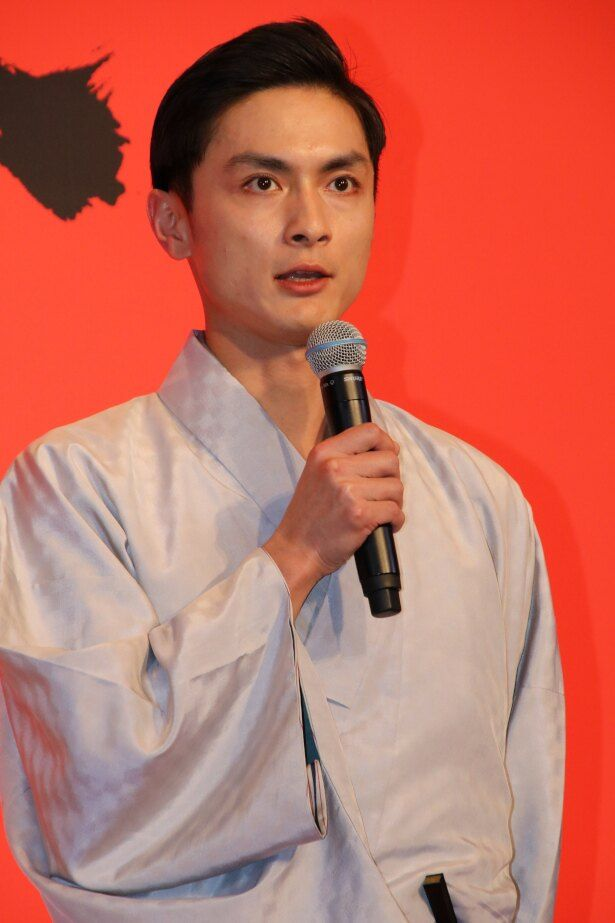高良健吾、30代最初の主演作『多十郎殉愛記』に手応え