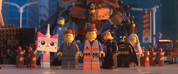 【写真を見る】『レゴ(R)ムービー2』などおススメ映画を3本紹介!