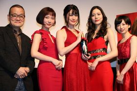 飛鳥凛ら女優陣と中田秀夫監督が、濃厚シーンの舞台裏を赤裸々トーク!