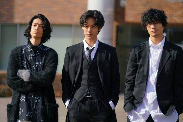 不名誉すぎる称号?の「Team3B」を清原翔、遠藤史也、こだまたいちが熱演
