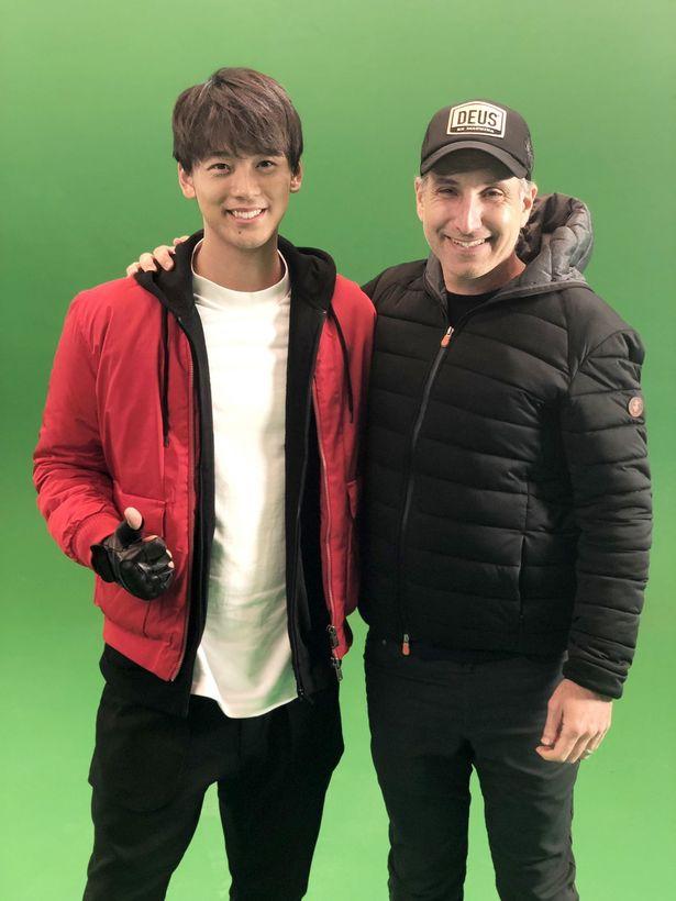 """竹内涼真が""""ポケモントレーナー""""となってハリウッド映画に出演!"""