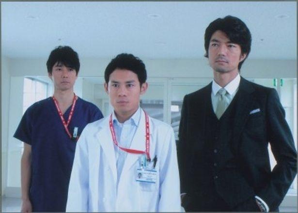 2011年1月2日(日)に放送されることが決定した「チーム・バチスタ2 ジェネラル・ルージュの凱旋SP」(仮)