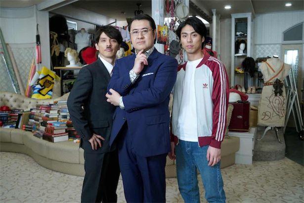 小手伸也が初主演を飾るスピンオフドラマ「コンフィデンスマンIG」が放送決定!