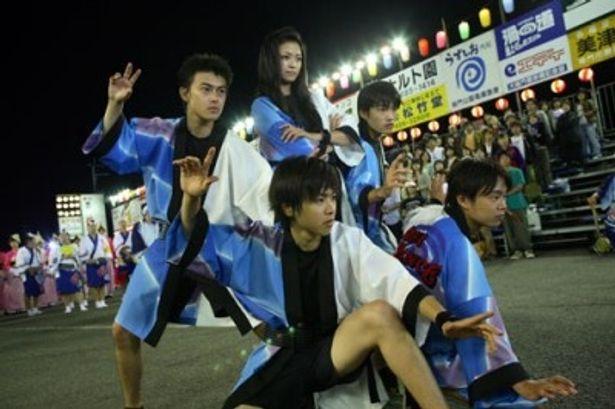 榮倉奈々と勝地涼の共演作『阿波DANCE』など、地方を舞台にした作品が上映される