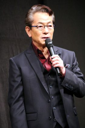 水谷豊監督を、盟友・岸部一徳が「常にチャレンジャー」と称賛!