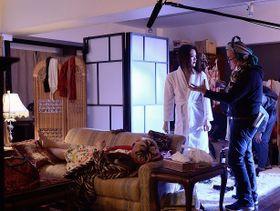 中田秀夫監督、『殺人鬼を飼う女』で女性同士のラブシーンに「ツインタワーだ!」