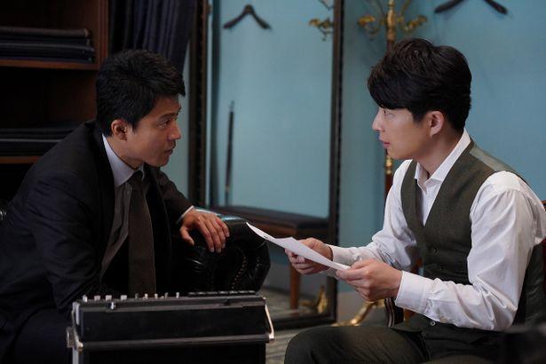 小栗旬と星野源が映画初共演!『罪の声』が2020年に公開決定
