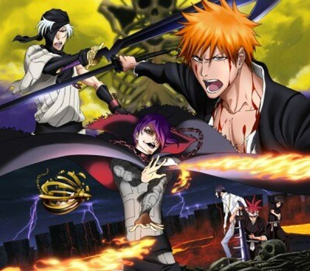 『劇場版BLEACH 地獄篇』は12月4日(日)より全国公開