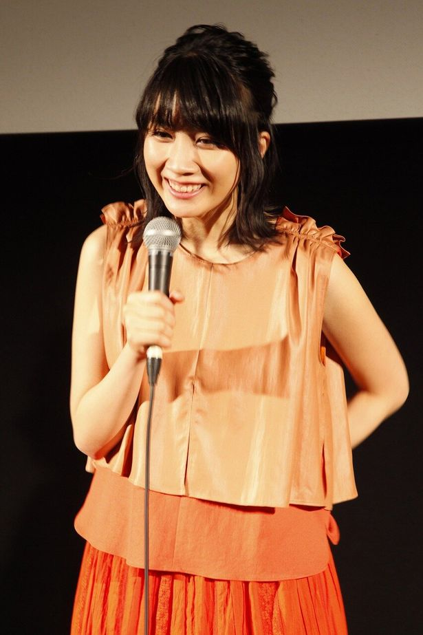 松本穂香、主演作でおいしい食卓シーンに参加できずトホホ顔