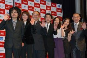 『冷たい熱帯魚』園子温監督「初めて映画で感動した」と言ってくれた酔っぱらいに感激