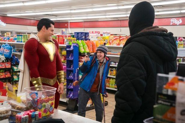 DCの人気ヒーローを映画化した『シャザム!』