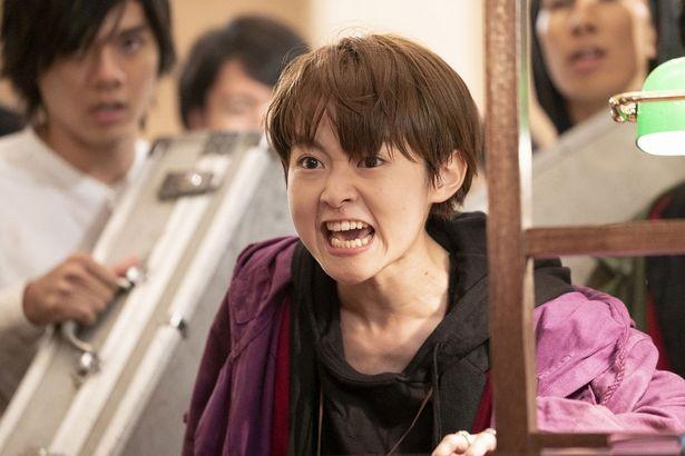 劇場版オリジナルキャラクターの犬八十夢を演じるのは元乃木坂46の伊藤万理華