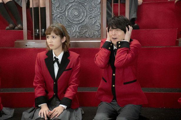 鈴井の表情を見ているだけで楽しい(ドラマseason2第4話より)