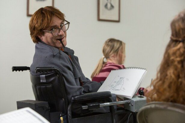 ガス・ヴァン・サントが故ロビン・ウィリアムズの持ち込み企画を映画化した『ドント・ウォーリー』