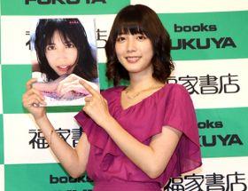 松田るか、ファースト写真集のこだわりは「修正ほぼナシ。素の私」