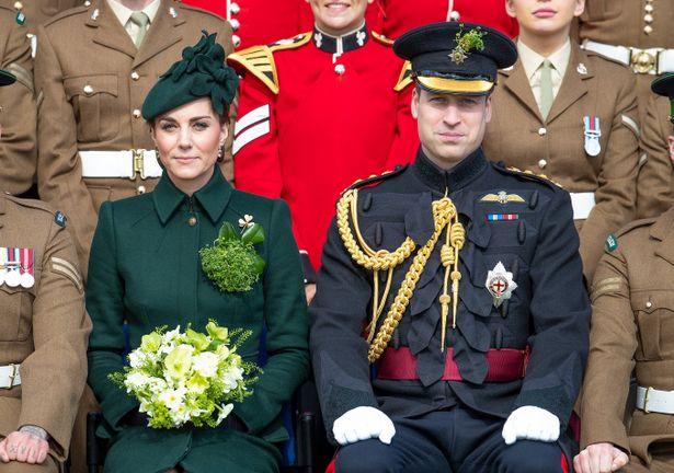 ウィリアム王子とキャサリン妃がヘンリー王子夫妻の新居を訪問していた