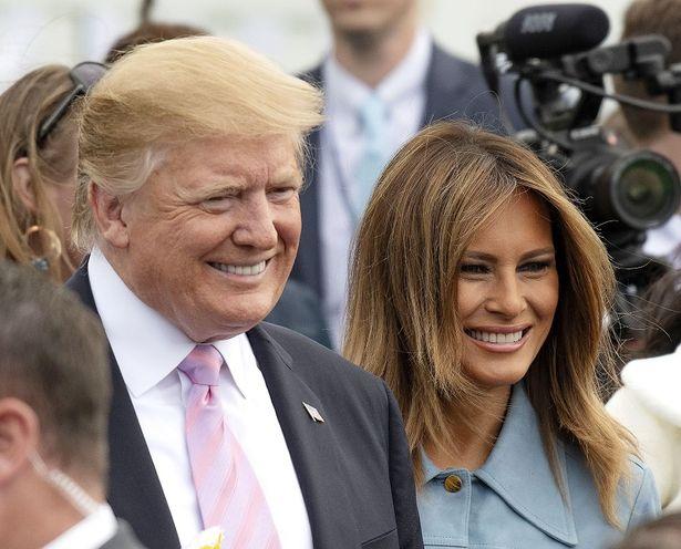 メラニア米大統領夫人が49歳に