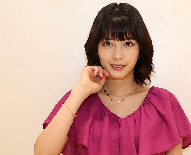 松田るか、女優業への覚悟を告白!