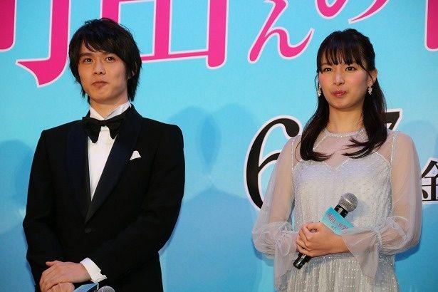 『町田くんの世界』の主演に抜擢された新人、細田佳央太と関水渚