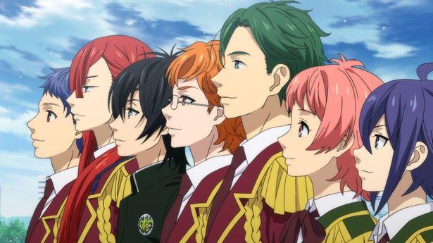 人気TVアニメの劇場編集版『KING OF PRISM -Shiny Seven Stars- 劇場編集版IV ルヰ×シン×Unknown』は初登場9位に!