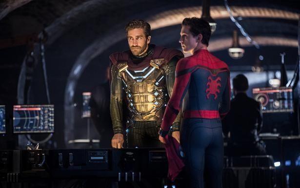 【写真を見る】直近『スパイダーマン:ファー・フロム・ホーム』には新たなキャラクターが!