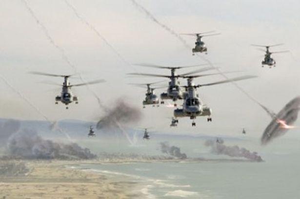リアルなタッチでエイリアンと人類の戦いを描いたSFアクション大作『世界侵略:ロサンゼルス決戦』