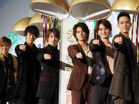 横浜流星が浅香航大が感極まってハグ!「このメンバーだったからこそ」チア男子は特別な仲間