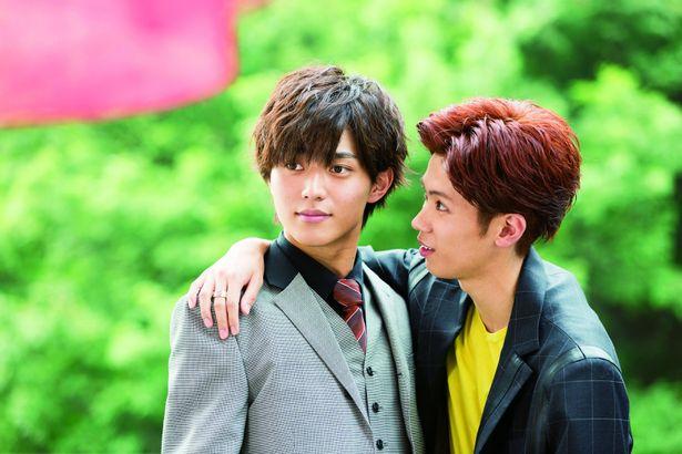 King & Princeの永瀬廉と神宮寺勇太がスクリーンで共演!