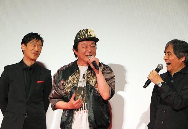 デウス・プロメス博士役を演じた古田新太