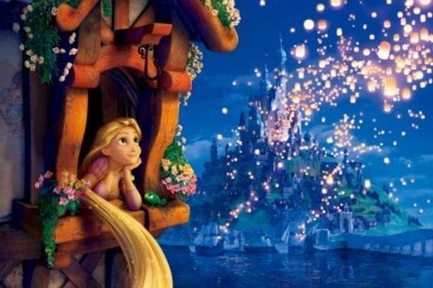 ディズニー長編アニメーション第50作記念作品『塔の上のラプンツェル』