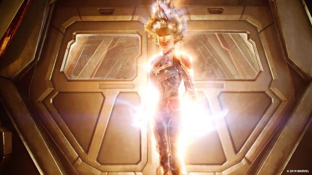 『キャプテン・マーベル』MovieNEX発売記念で貴重なインタビュー映像が解禁