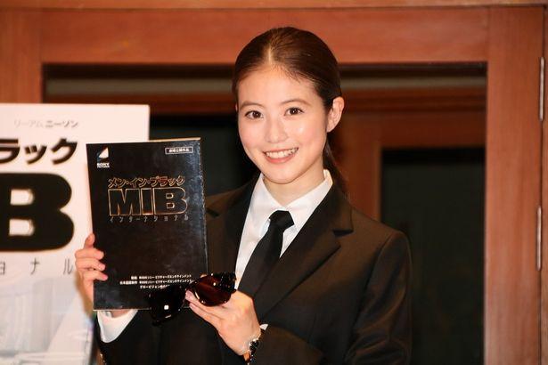 『メン・イン・ブラック:インターナショナル』で声優に初挑戦した今田美桜