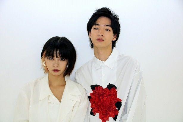 貞子について語った池田エライザと清水尋也